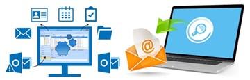 Bozulan Silinen Outlook PST e-posta iletilerini  Veri Kurtarma