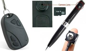 Gizli Kameraları Tespit Etme Yöntemleri