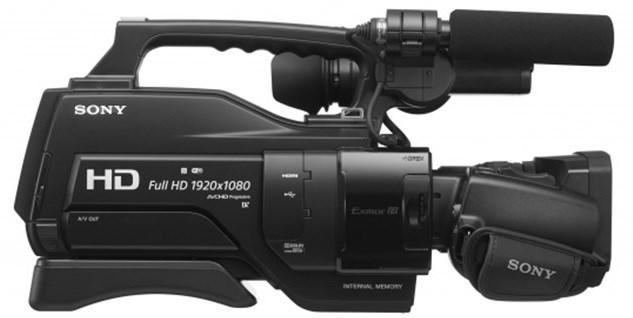 SONY HXR-MC2500 Kameradan Silinen Videoları Geri Getirme