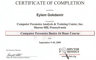 Computer Forensics Analysis & Training Center