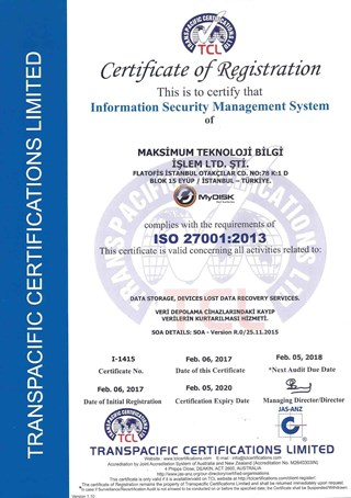 ISO 2701:2013